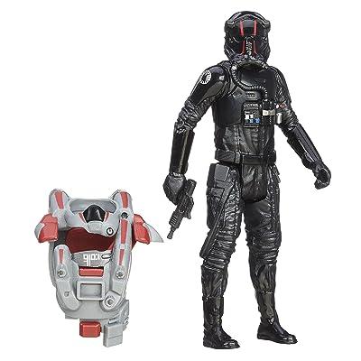 Star Wars Villain Pilot Deluxe Action Figure: Toys & Games