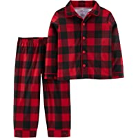Amazon Price History for:Simple Joys by Carter's Baby and Toddler Boys' 2-Piece Coat Style Pajama Set