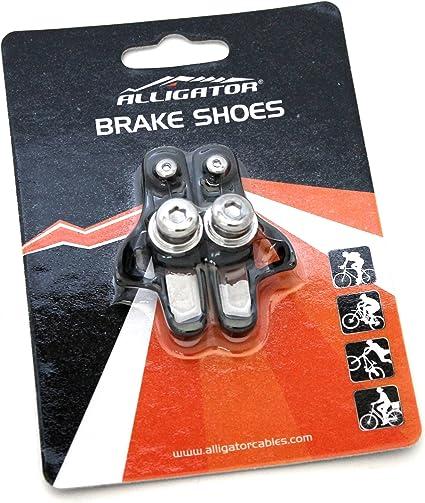 Alligator New Road Bicycle Bike Caliper Cartridge Brake Pads Shoe for Shimano