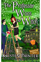 The Professor Woos The Witch (Nocturne Falls Book 4) Kindle Edition