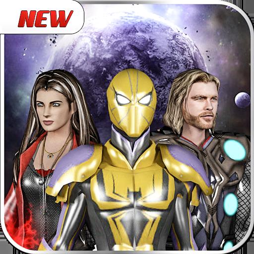 - Superhero Fighting Game : Immortal Shadow War 2k19