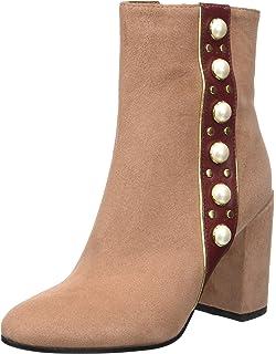 Unze L18294W, Chaussures basses femme - Noir (L18294W), 38 EUUnze