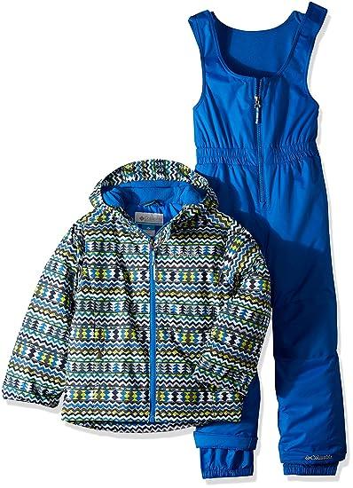89ce303b6 Columbia Boys  Snowsuit  Amazon.co.uk  Clothing