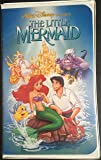 Walt Disney's The Little Mermaid RARE Black Diamond Classic (VHS Tape)