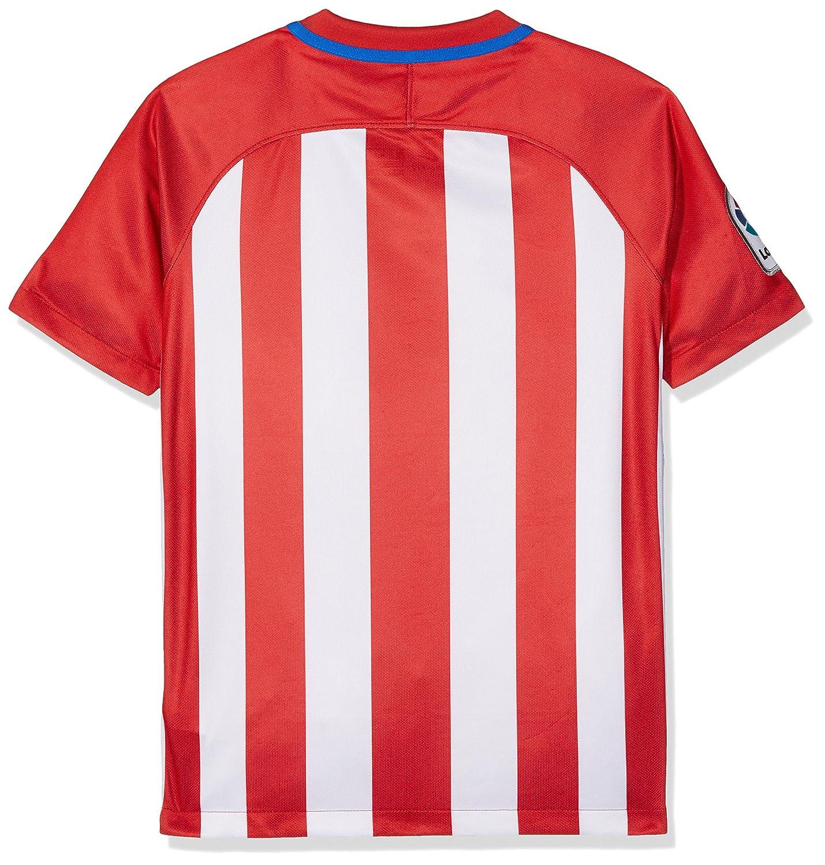 Camiseta Unisex para Ni/ño Nike ATM Y NK Dry Stad JSY SS HM