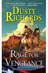 Rage for Vengeance (A Byrnes Family Ranch Novel Book 12) Kindle Edition