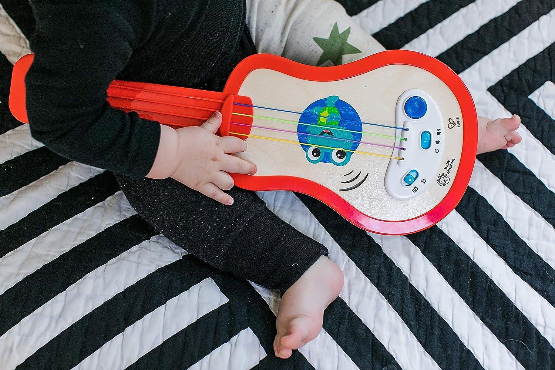 12 Months Baby Einstein Magic Touch Ukulele Wooden Musical Toy