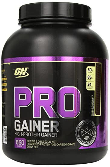 Optimum Nutrition Pro Complex Gainer Db Chocolate 5 08lb Weight