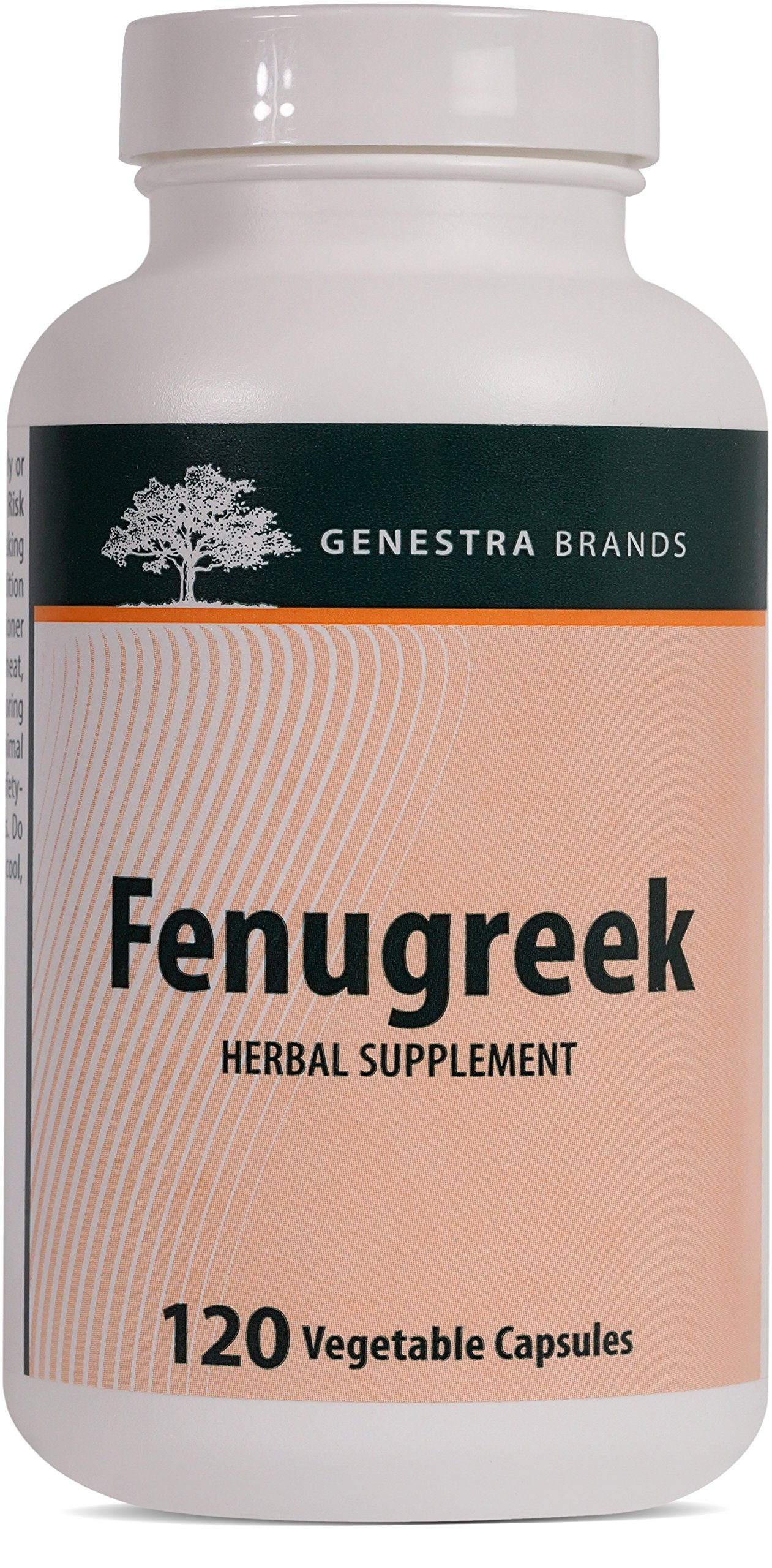 Genestra Brands - Fenugreek - Supports Healthy Glycemic Responses* - 120 Capsules by Genestra Brands