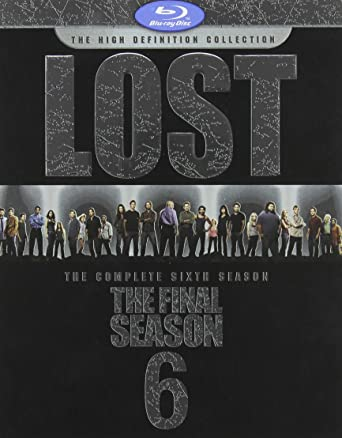 Amazon com: Lost: The Complete Sixth and Final Season [Blu