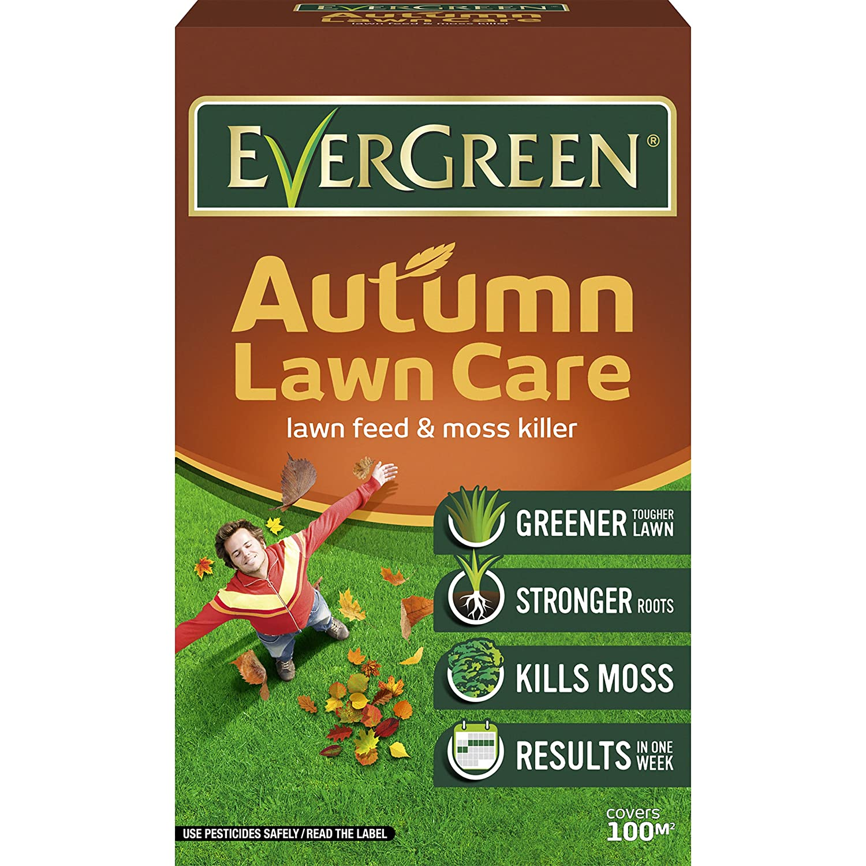 EverGreen Autumn Lawn Care Carton 3.5kg Evergreen Garden Care Ltd 010015