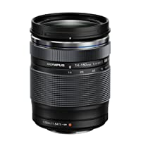 Olympus Objectif pour Appareil photo reflex M.Zuiko Digital ED 14 -150 mm 1:4.0-5.6 II Noir