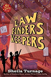 Three times lucky mo dale mysteries sheila turnage the law of finders keepers mo dale mysteries fandeluxe Images