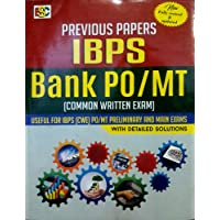 PREVIOUS PAPERS IBPS BANK PO/MT NEW EDITION 2019 IN ENGLISH