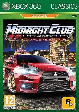 midnight club la psp iso
