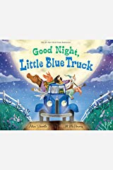 Good Night, Little Blue Truck Hardcover