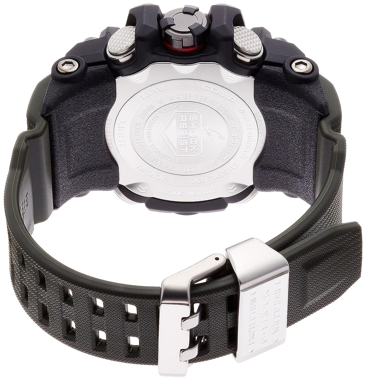 Amazon CASIO G SHOCK MUDMASTER GWG 1000 1A3JF Mens Japan import Watches
