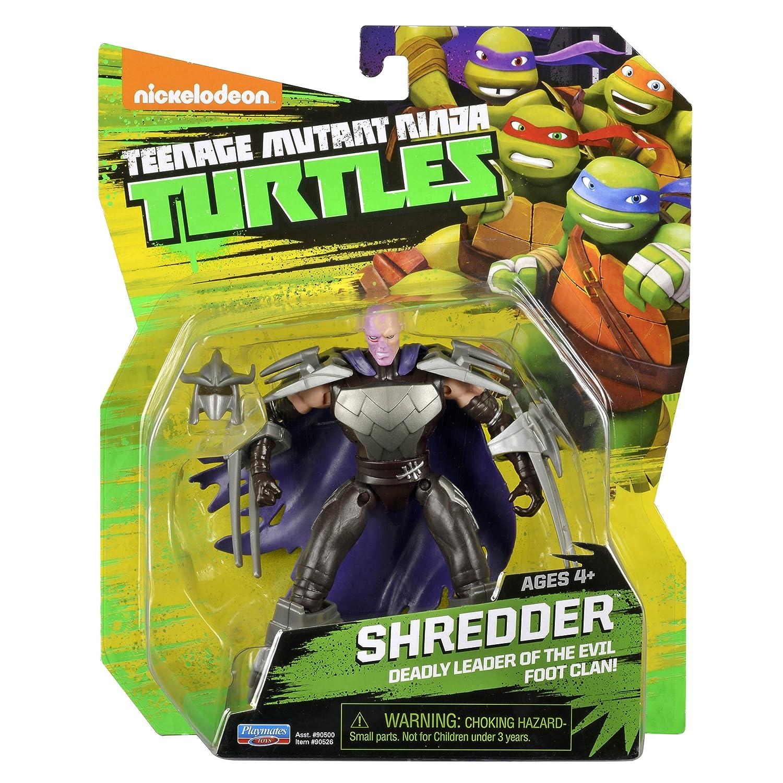TORTUGAS NINJA - Figura de acción Shredder