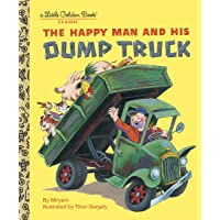 LGB: Happy Man And His Dump Truck