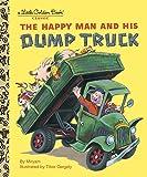 LGB: Happy Man And His Dump Truck (Little Golden Book)