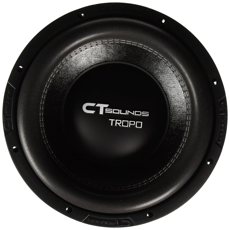 CT Sounds Tropo 2.0 10 D4-Set of 1 Atrend Child 1 Tropo 2.0 10 D4 Black