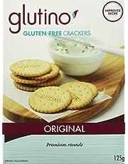 Glutino Gluten Free Original Crackers, 125 gm