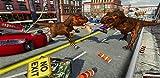 Dinosaur in city Simulator 2018 3D