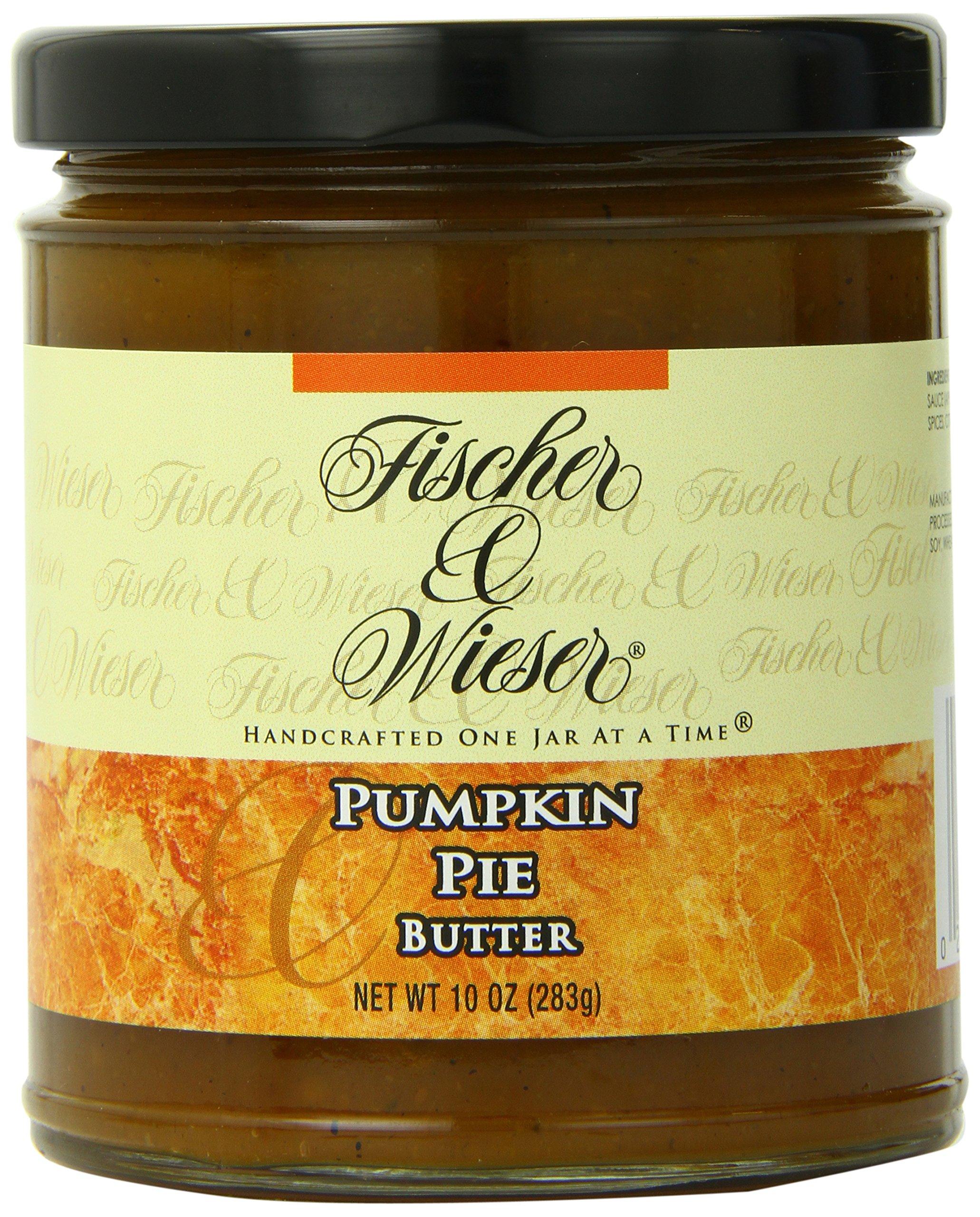 Fischer & Wieser Specialty Foods Pumpkin Pie Butter, 10.9 Ounce