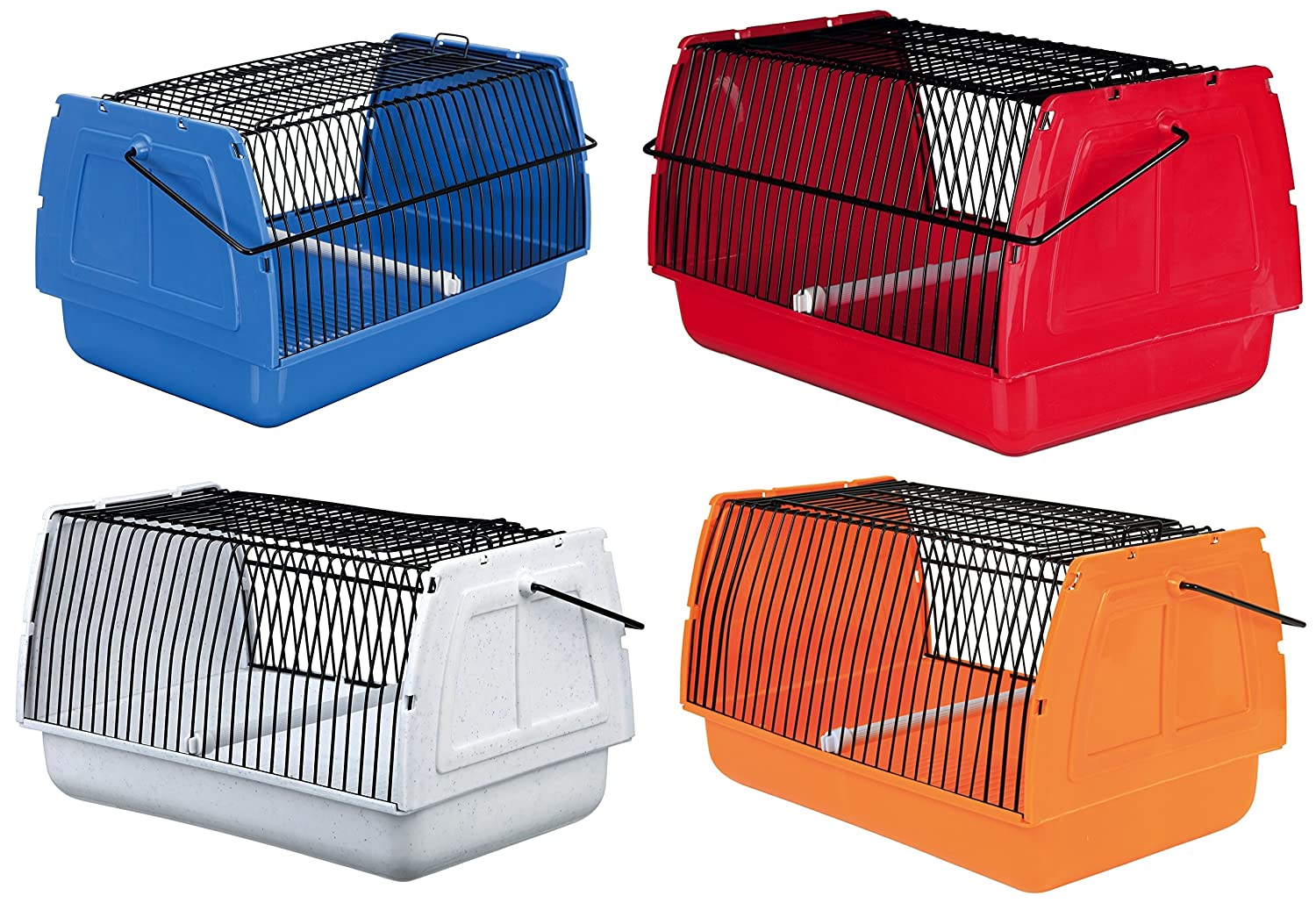 Transport Box Pet Carrier Ideal For Birds & Rat's Large Trixie 4011905059020