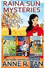 Raina Sun Mystery Boxed Set Vol 3 (Books 7-9): A Chinese Cozy Mystery (Raina Sun Mystery All Boxed Up) Kindle Edition