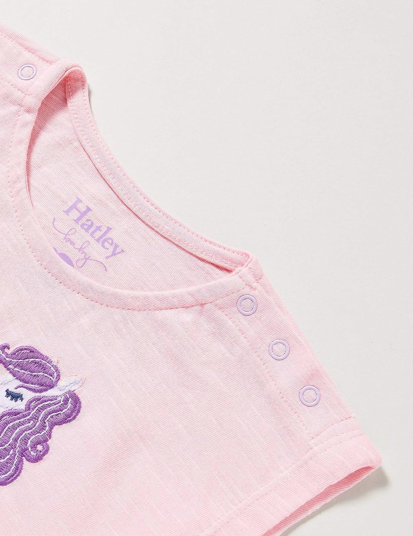 Hatley Baby-M/ädchen Short Sleeve T-Shirt
