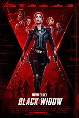 Black Widow directed by Cate Shortland