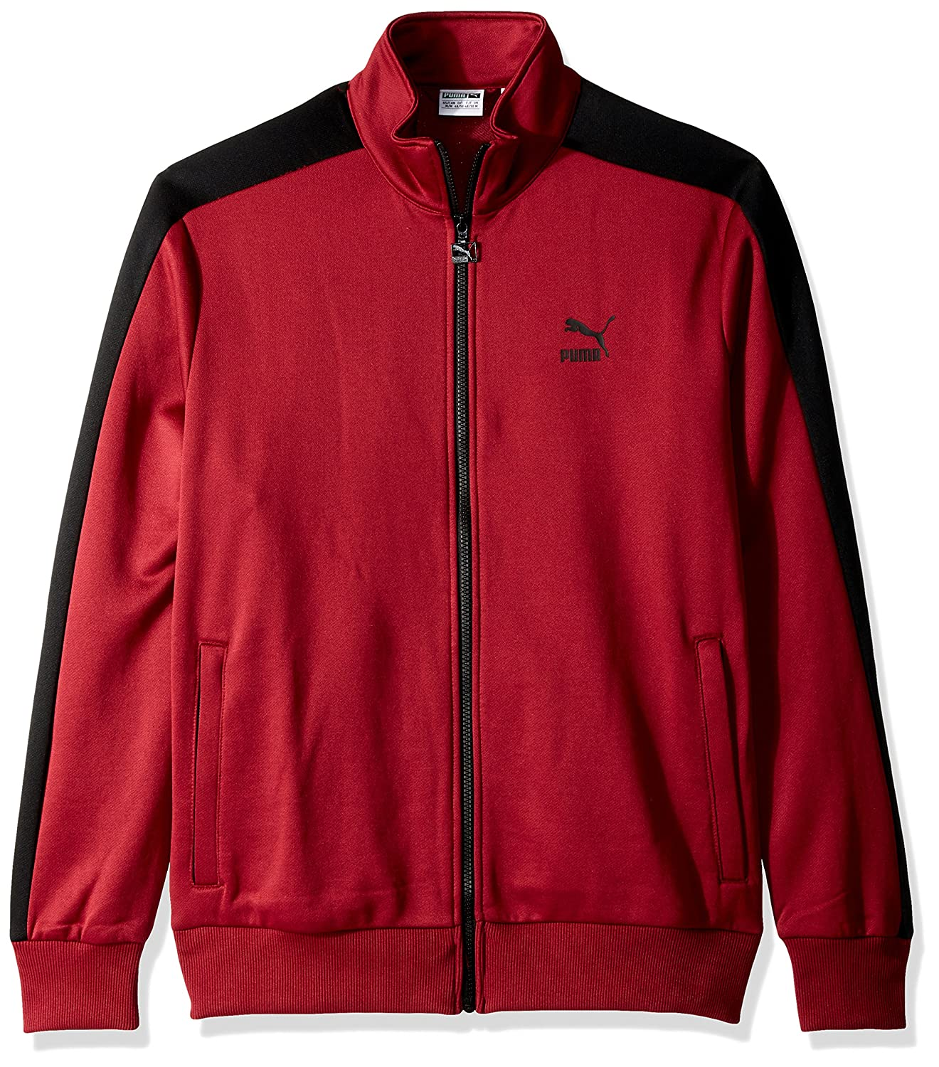 PUMA Men's Archive T7 Track Jacket Puma Men' s Athletic 57331209