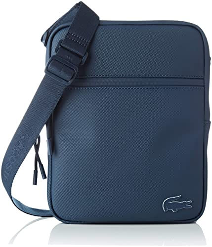 089a7a75c0 Lacoste Nh2716po Shoulder Bag Blue Size: One Size: Amazon.co.uk ...