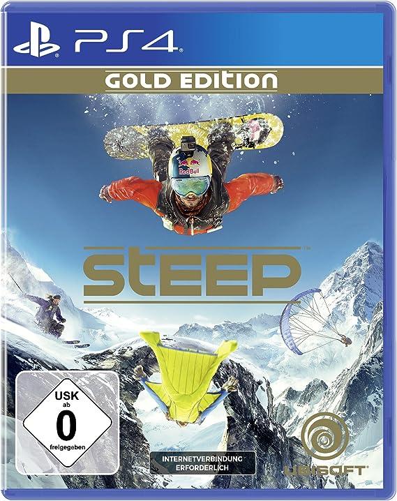 Steep Gold Edition [Importación alemana]: Amazon.es: Videojuegos