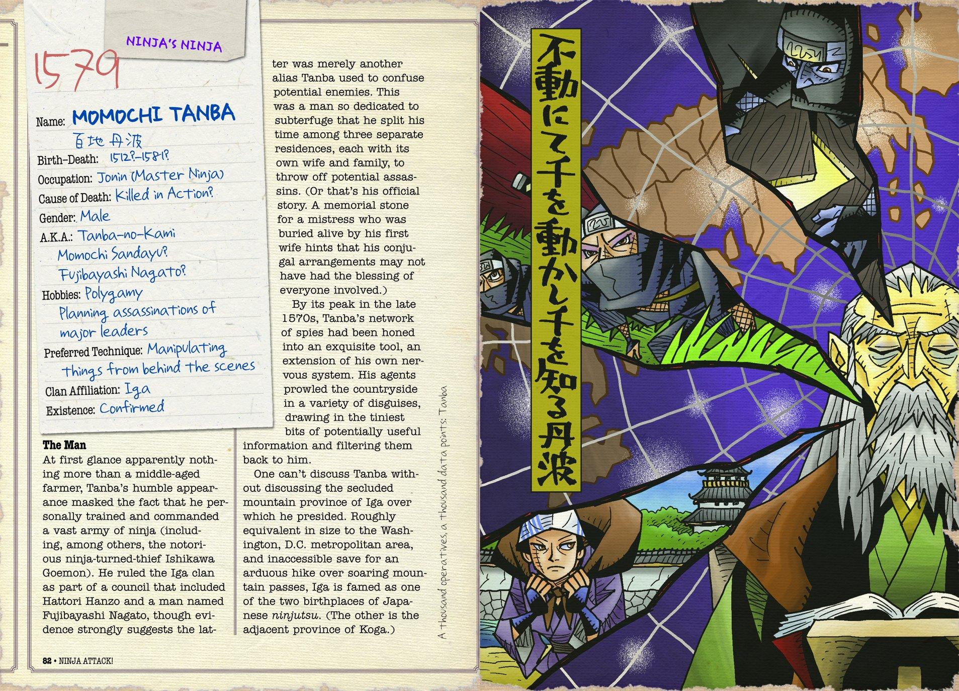 Ninja Attack!: True Tales of Assassins, Samurai, and Outlaws ...