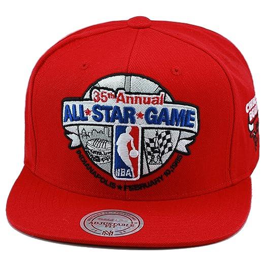 Amazon.com  Mitchell   Ness NBA All Star Game 1985