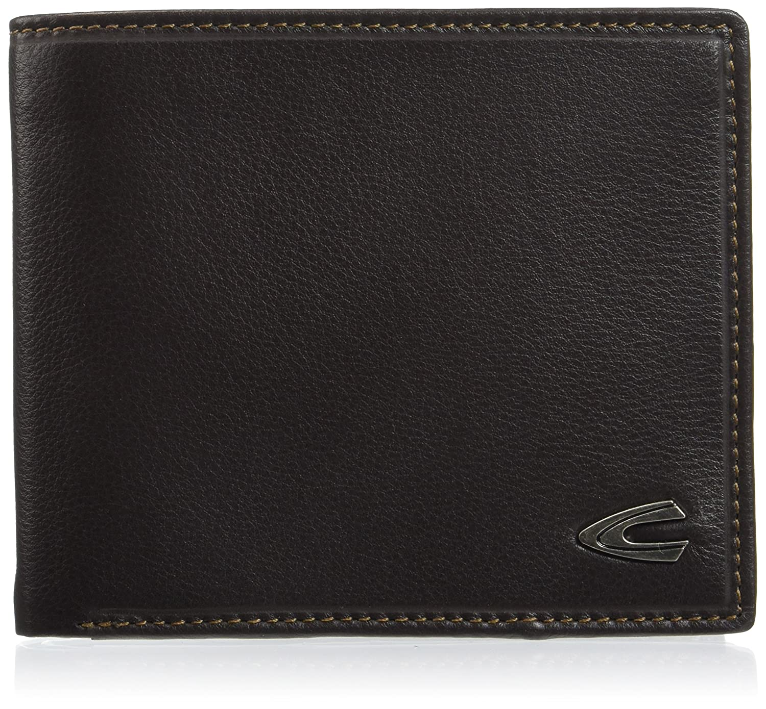 7be81f6c2f Amazon.com: camel active Vegas Wallet Leather 12.5 cm brown Size:12,5x2x10:  Shipping from EU