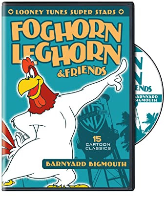 amazon com looney tunes super stars foghorn leghorn friends