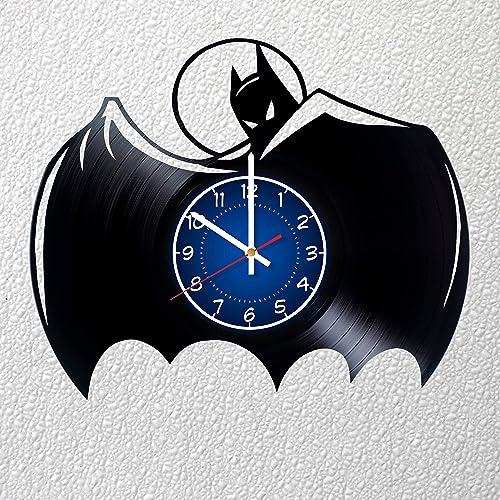 BATMAN 12 inches / 30 cm Vinyl Record Wall Clock