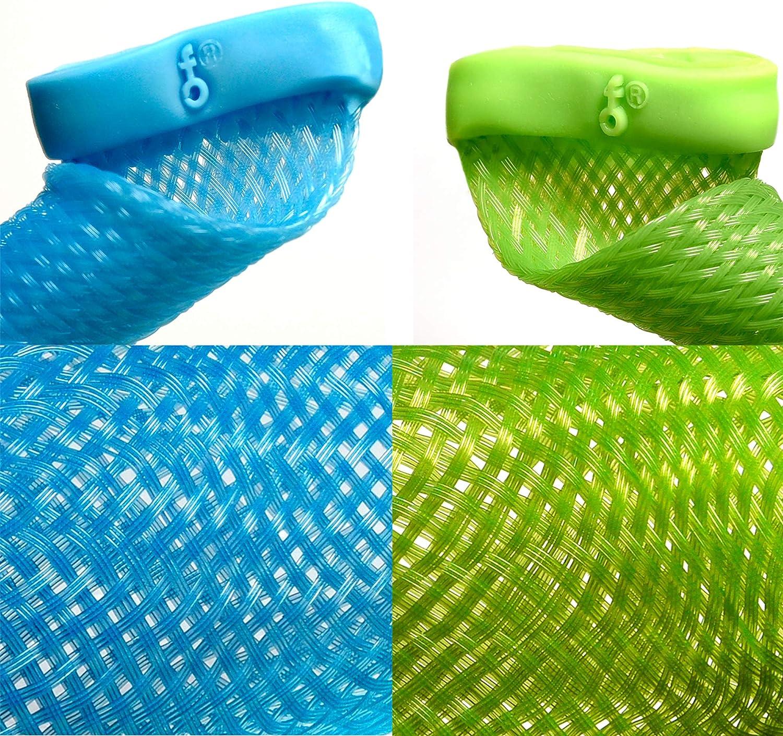 Curlformers - Set complementario de 8 rizadores de pelo para tirabuzones - No requieren calor - Aplicador no incluido - Para cabellos de hasta 35 cm (14