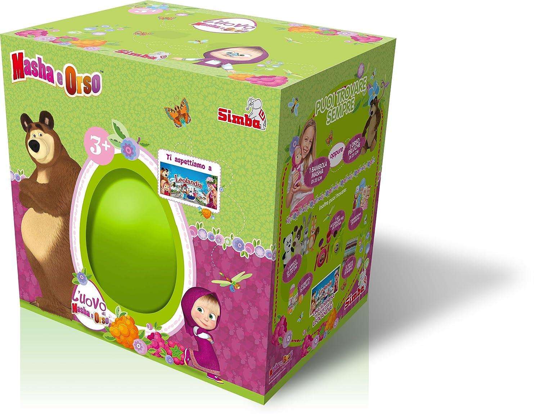Masha orso l 39 uovo simba nuova versione 2017 for Masha giocattolo