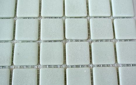 Piastrelle mosaico mosaico piastrelle pavimento grigio cucina