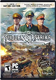 Sudden Strike 4 (PC DVD) - PC