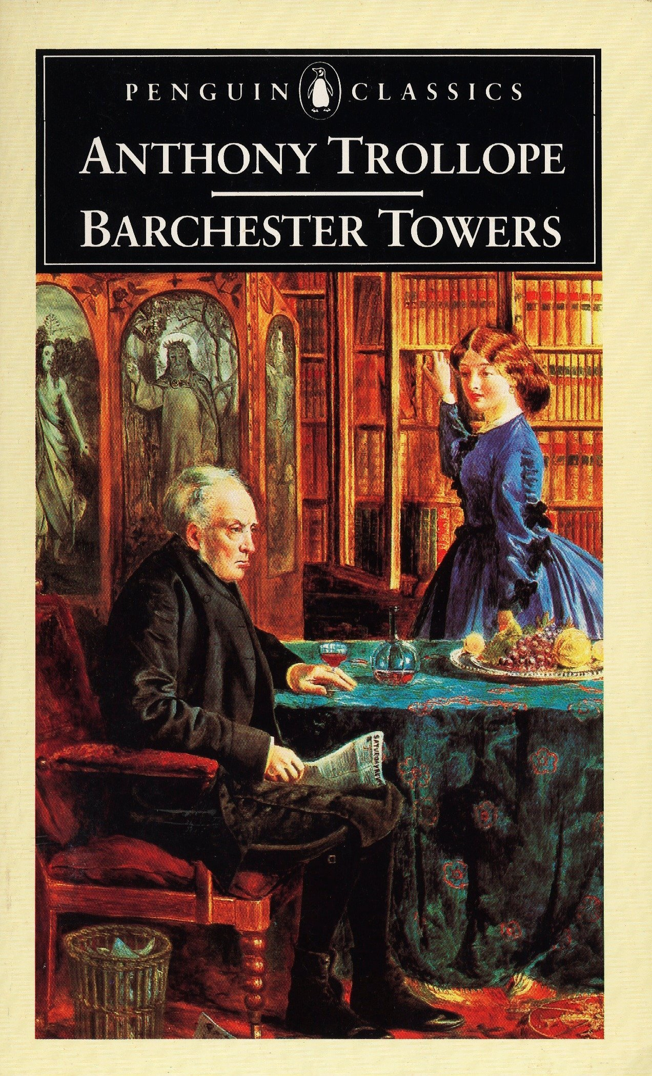 Barchester Towers (Penguin Classics) pdf