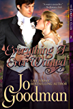 Everything I Ever Wanted (The Compass Club Series, Book 2)