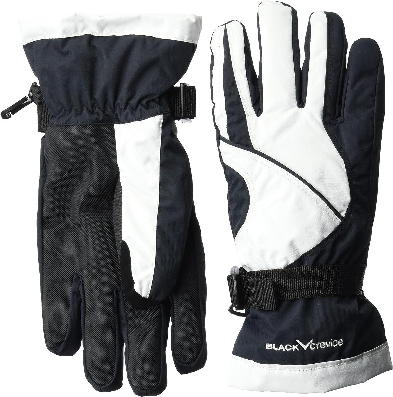 Black Crevice Handschuhe Gants Enfant