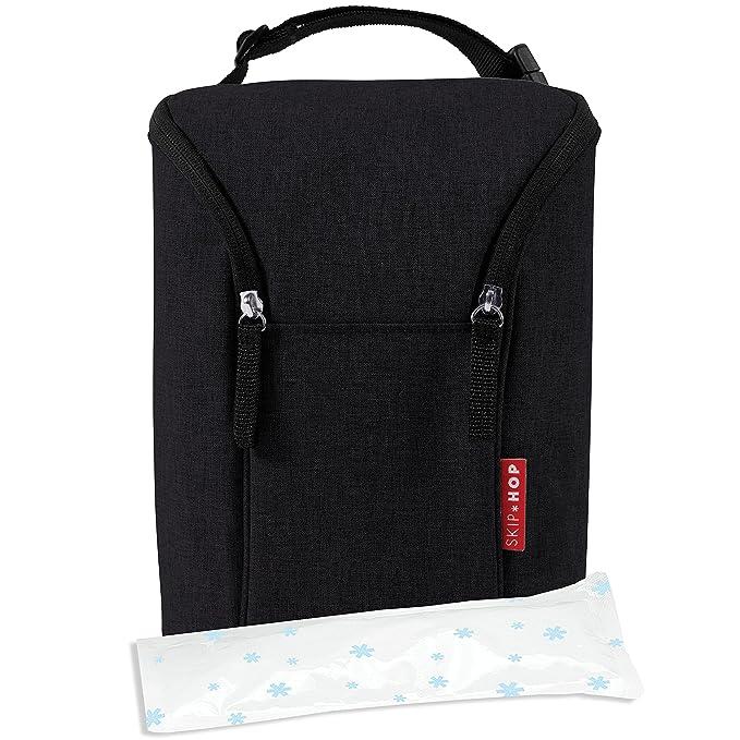 Skip Hop 2763 - Bolsa para biberón, color negro: Amazon.es: Bebé