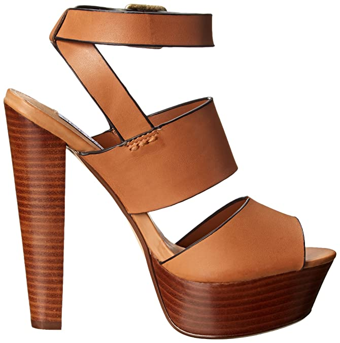 39dd75da584 Steve Madden Women s Dezzzy Platform Sandal