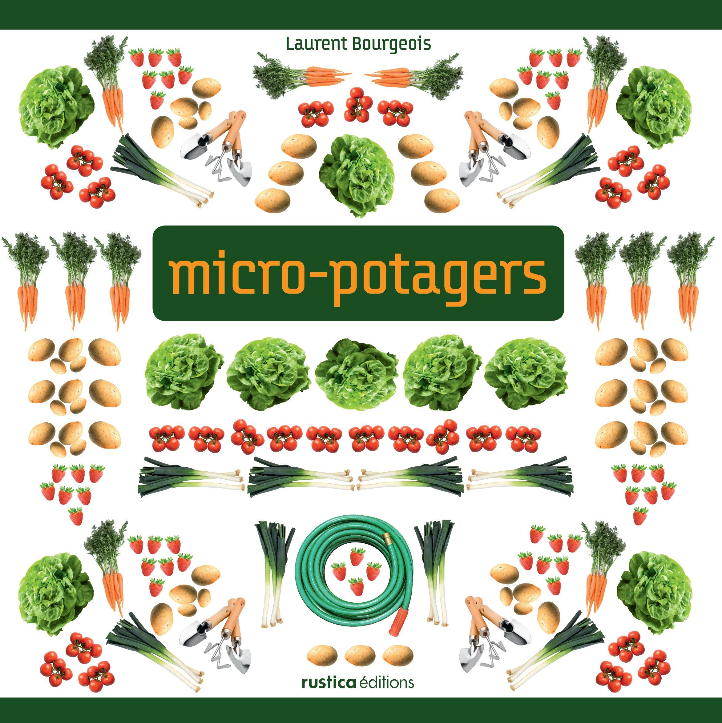 Micro-potagers por Laurent Bourgeois